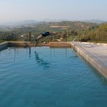 Gorgeous marble pool