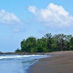 The playa