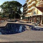 Country Inn Pool area