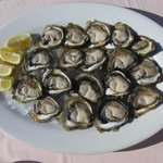 The most delicious oysters we have ever tasted! Yummmmmmmy!