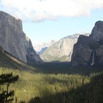 View of Yosemite