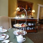 English High Tea Service