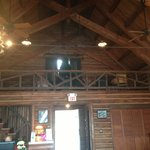 Willmore Lodge balcony