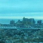 34th Floor view of Atlantic City from room
