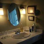 Bathroom Catherine's room