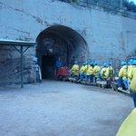 Entrance to Copper Mine tour