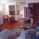 1 BR appartment - spacy rooms