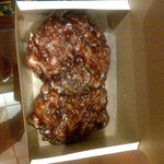Gibson's Donuts' Apple Fritters - Memphis, TN