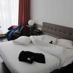 Bed one big matress
