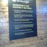 Natural Ingredient Sign