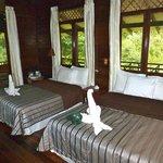Tortuga Lodge Room