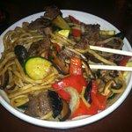 Thai Beef & Noodle Salad