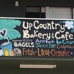 Foto de Up Country Bakery & Cafe