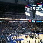 AA Center holds 18,500 people