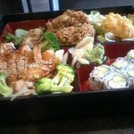 The Bento Box Lunch