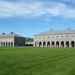 The Barracks.