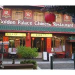 Golden Palace Chinese Restaurant Foto
