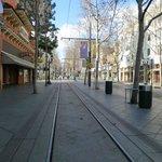 First Street view