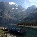 Lake near Kandersteg