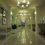 More beautiful hallways ...