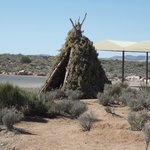 Hualapai Traditional Teepee