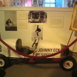 Johnny Eck - The Half Boy's Car!