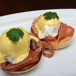 Eggs Royal - Breakfast Menu