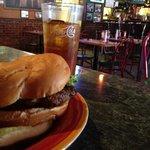 A1 Burger in the Pub