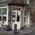 The Inviting Cobbles Coffee Shop