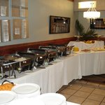 Caribbean Night Buffet