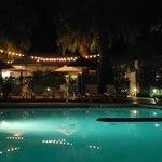 Alcazar Hotel, Palm Springs, CA