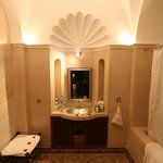 Bathroom in Safi suite