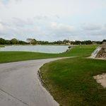 Le golf de l'hôtel