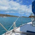 Beautiful Weather on a Beautiful Boat
