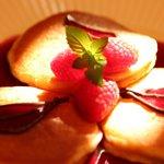 Sexy pancakes