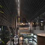 Kyoto Station!!!!