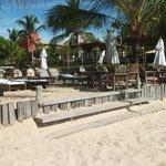parador de la playa