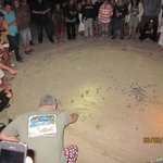 Crab Races!!!