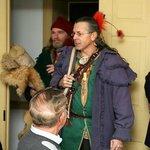 Natives visit the Johnston Farmhouse