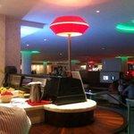 The Sushi bar at Solera