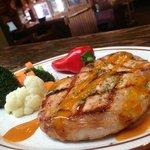 Texas Gold Pork Chop