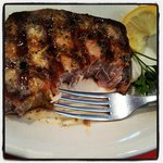 this Tuna Steak was so delicious. You must try. I promise you will not be disa