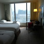 Room view facing Central World