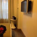 cuarto pequeño pero muy cómodo
