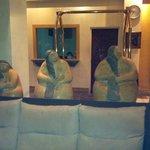 Plump statues :)