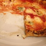 A very authentic neopolitan style pizza -  a little soggy in