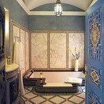 Bathroom Suite Deluxe Al Azrak