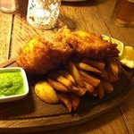 Best fish and chips ever!!