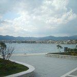 marina, bit cloudy :-)