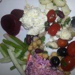 delectable salad